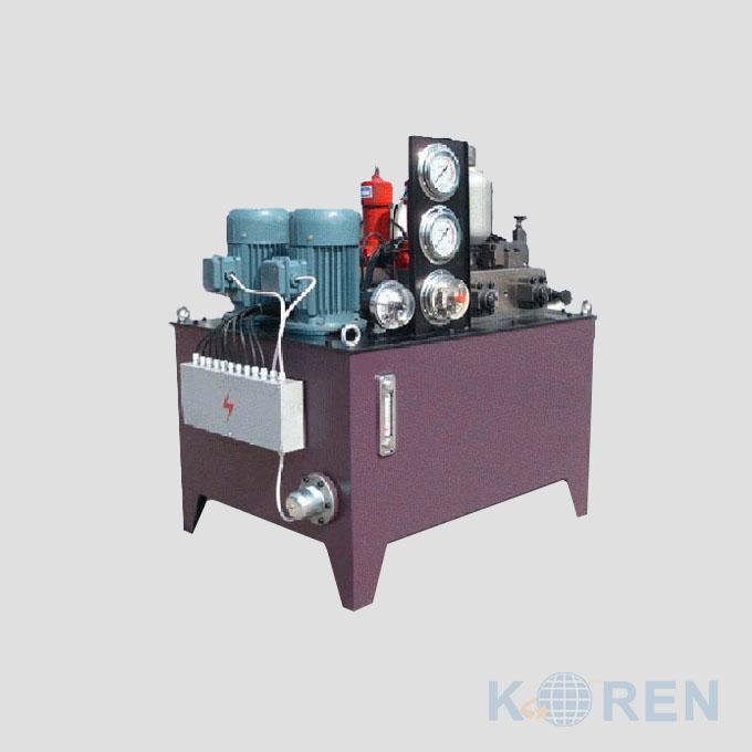 纺织机械液压站