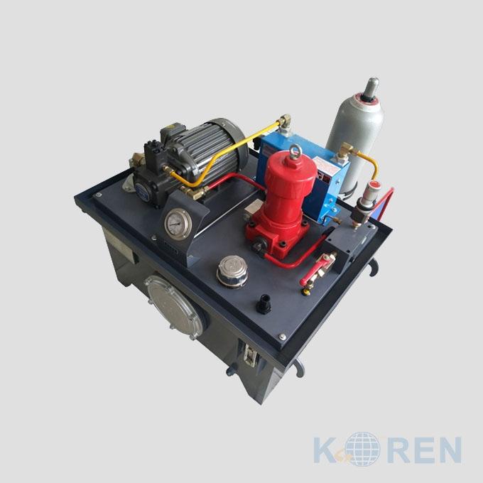 小型静压液压站