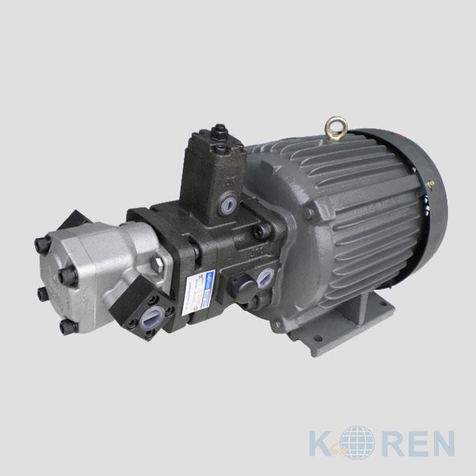 高低压组合泵