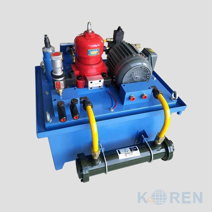 水冷却器润滑液压站