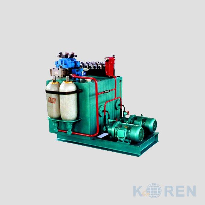 环保机械液压站