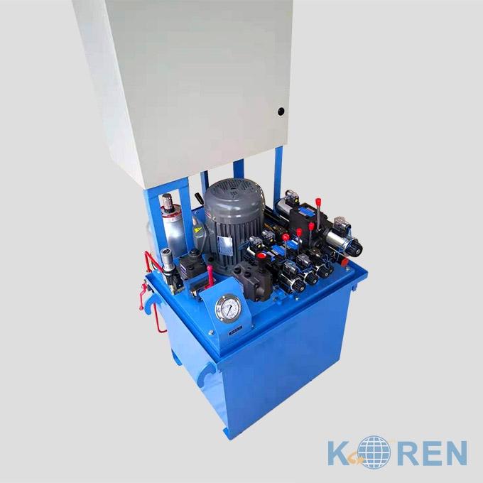 水利工程液压站